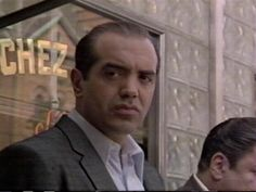 "A Bronx Tale - One of the best movies ever! With one of the best quotes. ""The saddest thing in life is wasted talent"" Great Movies, New Movies, Watch Movies, I Movie, Movie Stars, A Bronx Tale, Don Corleone, Best Quotes Of All Time, Gangster Films"
