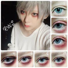 Byojaku makeup