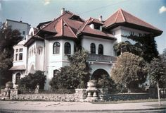House Design, Mansions, House Styles, Cartier, Decor, Bucharest, Houses, Romania, Mansion Houses