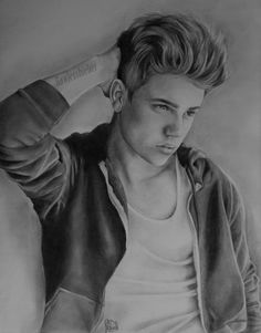 Justin Bieber sketches love him soooo much♡♥♡♥xoxox Justin Bieber Sketch, Fotos Do Justin Bieber, Justin Bieber Posters, I Love Justin Bieber, Justin Hailey, Cool Sketches, Drawing Sketches, Art Drawings, Pencil Drawings