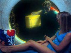 Hotel subaquático Jules Underwater Lodge, na Flórida (EUA) (Foto: Divulgação)