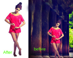 Use clipping path services USA to give a professional touch