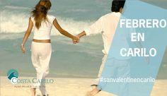 FEBRERO EN Costa Carilo!. #sanvalentinencarilo #carilo #febrero2017 #amolaplaya #amocarilo