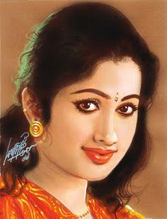 Oviyar Maruthi Indian Women Painting, Indian Art Paintings, Sexy Painting, Woman Painting, Housewife Photos, Art Village, Indie Art, Beautiful Girl Indian, Interesting Faces