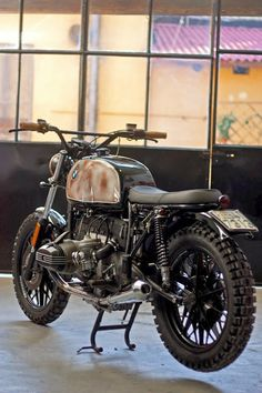 BMW R100 - Cafe Twin - Inazuma Cafe Racer