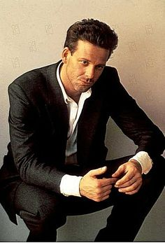 Mickey Rourke.... Before all the plastic surgery. Perfection.