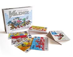Science Ninjas  Valence Card Game Advanced Chemistry  Simple Rules  Ninjas Teach Kids How Molecules Form and Chemicals Interact >>> Click image to review more details. Note:It is Affiliate Link to Amazon.