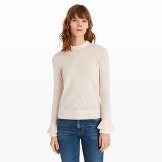 Women   Ashta Sweater   Club Monaco