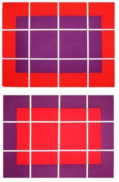 Donald Judd - Untitled Painting