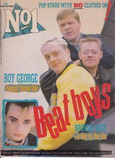 No.1 Music Magazine March 29 1986 Bronski Beat / Howard Jones in Books, Comics & Magazines, Magazines, Music, Dance & Theatre   eBay