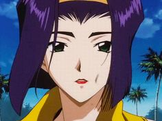 """Favorite characters: Faye Valentine, Cowboy Bebop """"Nothing good ever happened to me when I trusted others. Cowboy Bebop Faye, Western Anime, Outlaw Star, See You Space Cowboy, Faye Valentine, Space Cowboys, Anime Reviews, Otaku, Ghost In The Shell"""