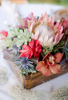 Inspiration from a wedding photographer by decor8, via Flickr