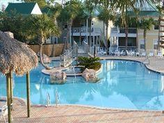 Perdido Key Florida Condo Rental at the Purple Parrot Resort!