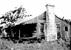 Dog Run Log Cabin History Historical Maker Liberty Hill Texas