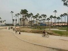 Venice beach juli 2016