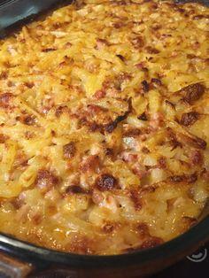 Voita ja Suolaa: Paras kinkkukiusaus Scandinavian Food, Just Eat It, Tasty, Yummy Food, Cheeseburger Chowder, Macaroni And Cheese, Diet Recipes, Food And Drink, Easy Meals