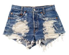 Vega shorts studded cut offs by Omeneye on Etsy, $89.00