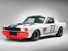 theoldiebutgoodie:  1965 Shelby Mustang GT350 R       (via...
