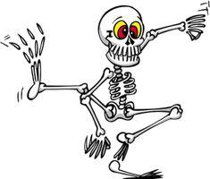A mi sobrino Pablo le encanta bailar. ¡A mover el esqueleto! Espero que os guste. Un beso con achuchón. Imagen tomada de Inte...