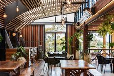 The Grove - Studio Nine Architects Architects, Patio, Studio, Outdoor Decor, Inspiration, Home Decor, Biblical Inspiration, Decoration Home, Room Decor