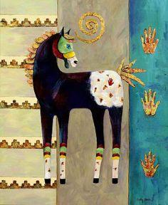 Spirit Horse Giclee