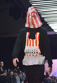 MFI Magazine is Ireland's only men's fashion publication. Christopher Shannon, Drawstring Backpack, Highlights, Mens Fashion, Jackets, Moda Masculina, Down Jackets, Male Fashion, Fashion For Men