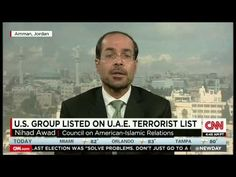 Video: CAIR Director Slams 'Shocking' UAE Move During CNN Interview