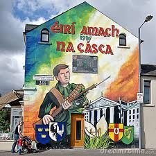 Northern Irish mural