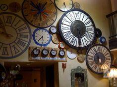 DIY Decorative wall clocks