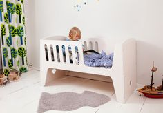Update – Jäll & Tofta Rocky bed grows with your child