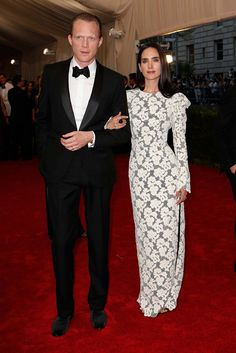 Met Gala 2015 - China: Through A Looking Glass - Paul Bettany and Jennifer Connelly