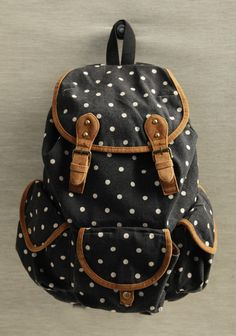 Millie Polka Dot Backpack