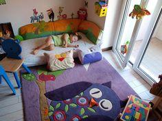 Ideas For Children Room Boy Montessori Baby Bedroom, Baby Boy Rooms, Baby Room Decor, Girls Bedroom, Baby Playroom, Montessori Room, Toddler Rooms, Kids Corner, Baby Kind