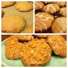 sweet potato popchips cookies #thanksgiving #recipes #dessert #sweetpotato #pie #holidays #christmas #cookies