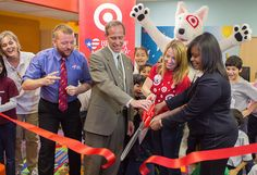 White ES Latest to Benefit from Partnership with Target, Heart of America