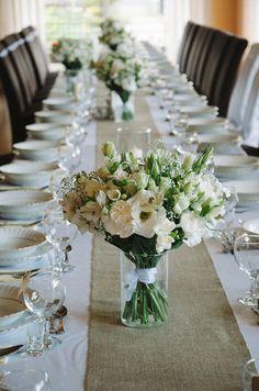 dekoracje, dekoracja na stole, kwiaty, wesele | zdjęcie:  PhotoDuet    |    florystyka, dodatki, poligrafia: minwedding
