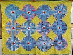Vintage African American Quilt