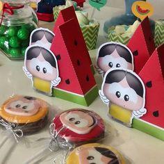 Mais um pouco do mensário de Levi com a turma da Mônica Toy #turmadamonicatoy #festaturmadamonica #festaturmadamonicatoy #mensario #mesversario