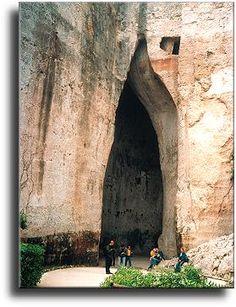 Orecchio di Dionisio - Sicilia