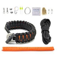 How To Make A Paracord Survival Bracelet | DIY Prepping
