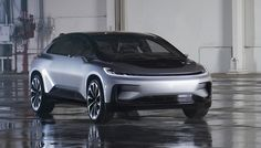 Faraday Future FF 91   The Top 10 Automotive Innovations Unveiled at CES 2017