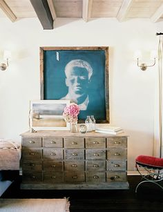Lonny Magazine August 2012 | Photography by Patrick Cline; Interior Design by Estee Stanley