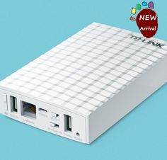 TL-MR13U Portable 10400mAh Battery Powered 3G Wireless N150 WIFI Router - 47$