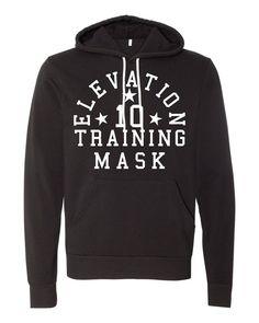 Elevation Training Mask - Old Skool Hoodie - Elevation Training Mask
