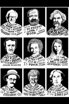 Mis autores favoritos