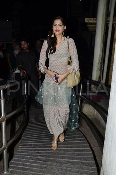 Sonam Kapoor at the screening of Finding Fanny | PINKVILLA