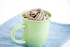 Cookies and Cream Mug Cake | Kirbie's Cravings | A San Diego food blog