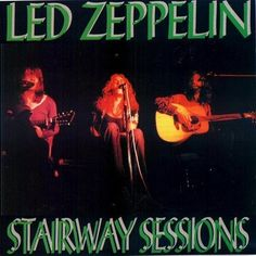 Zeppelin bootleg featuring demos from Bron-Y-Aur. Some really cool stuff here.