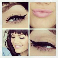 Loving the cat eye!