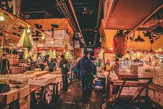 visiter tokyo une semaine guide par jour par quartier marche aux poissons tsukiji japon asie blog voyage photographie